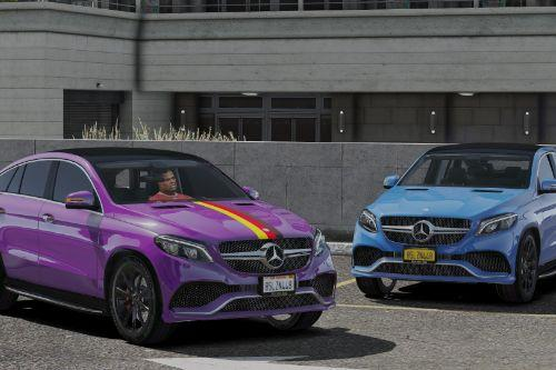 Mercedes Benz GLE AMG [Add-On]