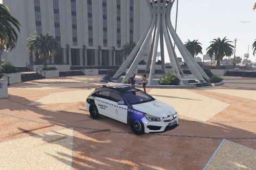 Mercedes-Benz Guardia Civil Trafico