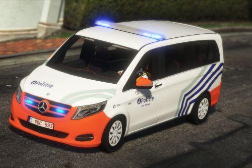 Mercedes-Benz Vito  | Lokale Politie Sint-Niklaas (België)