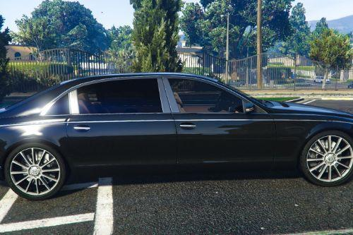 Mercedes Benz Maybach 62S [Replace]