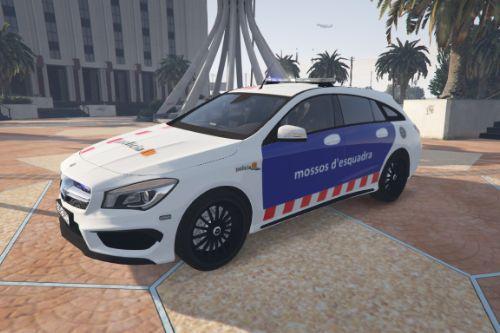 Mercedes-Benz mossos d squadra