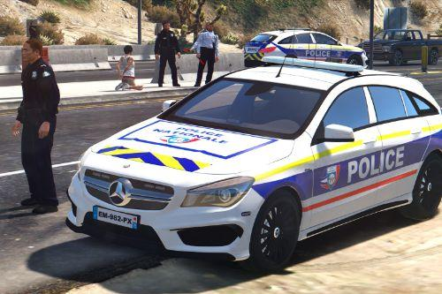 Mercedes-Benz Police Nationale