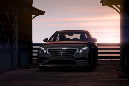 Mercedes Benz S-Class S560 [Add-On]