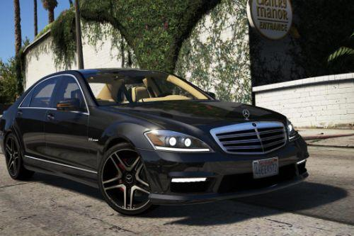 Mercedes-Benz S65 AMG 2012 [Add-On]