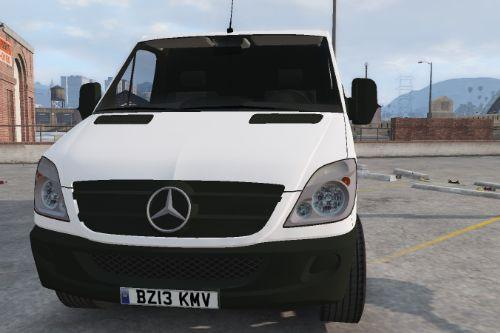 Mercedes-Benz Sprinter Low Roof