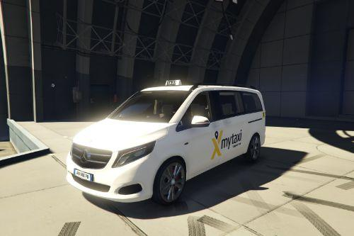 Mercedes-Benz V250 mytaxi version ITA