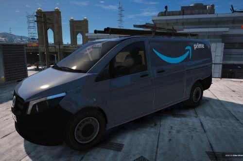 Mercedes-Benz Vito 2017 Amazon of Spain/España[FiveM-Replace]