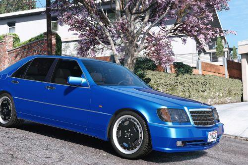 Mercedes-Benz W140 AMG [Add-On / Replace]