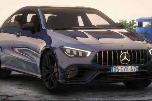 Mercedes CLA 45s 2020 [SP/FiveM | Unlocked | Tuning]