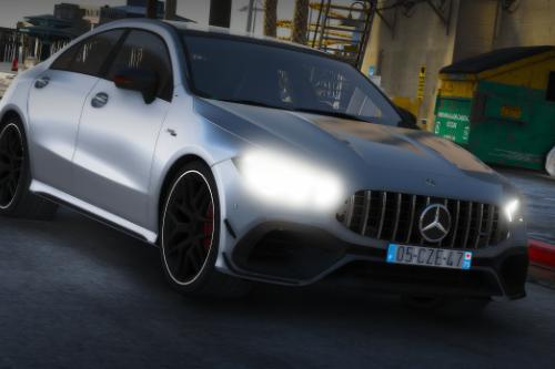 Mercedes CLA 45s 2020 [SP/FiveM | Unlocked ]