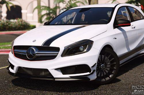 Mercedes-Benz Classe A45 AMG | Edition 1 [Add-On / Replace]