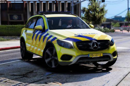 Mercedes GLC Ambulance Huisarts [REPLACE]