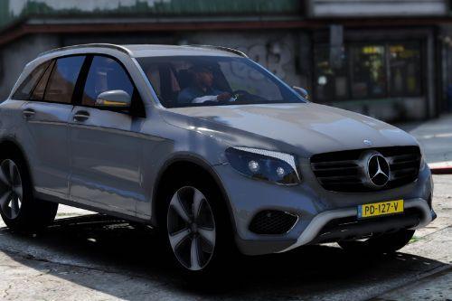 Mercedes GLC [REPLACE] [EU plates | US plates | No plates]