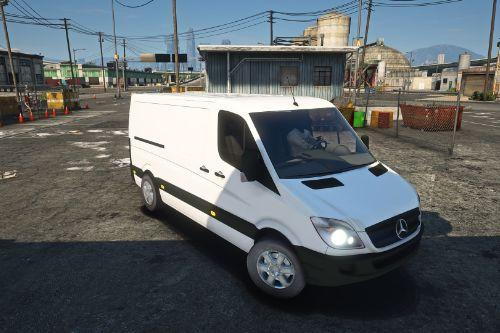 Mercedes Sprinter 211 CDI [Add-On / Replace | Template]