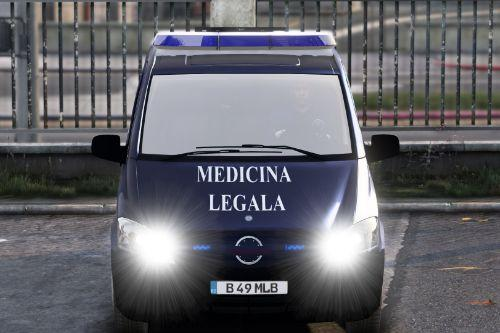 Mercedes Vito Medicina Legala