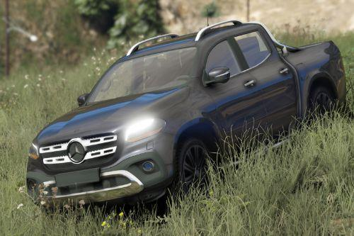 Mercedes-Benz X Class [Replace]