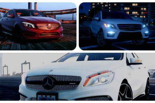 Mercedes-Benz [Add-On] Pack