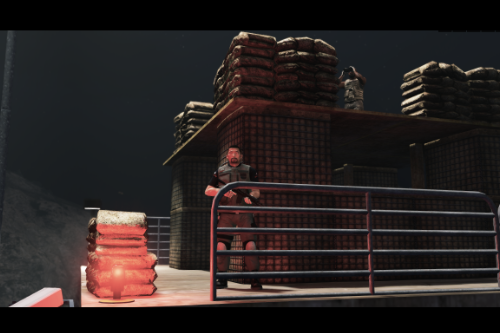Mercenary Base