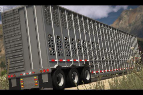 Merritt Cattle Livestock Trailer [Replace]