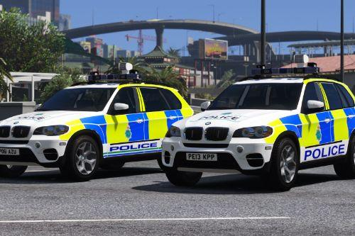 Merseyside Police BMW X5 E70 Pack (Armed Response - 2011/2013)