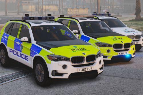 Merseyside Police BMW X5 F15 Pack