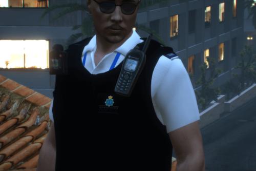 Merseyside Police Vest