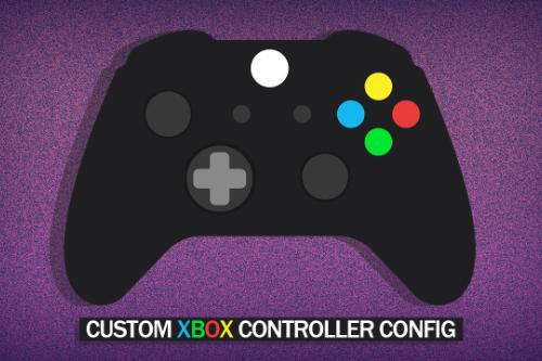 mERY's Custom XBOX Controller Config