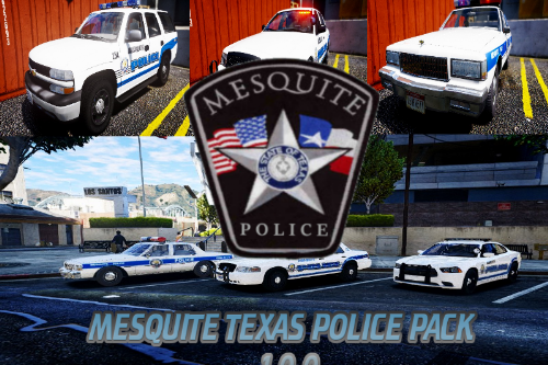 Mesquite Police Pack