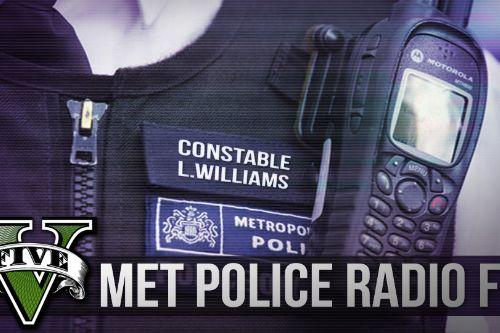 Met Police Motorola/Tetra Radio Dispatch Tones