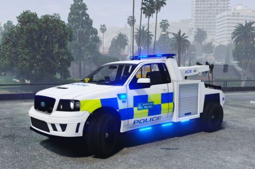 Met Police Tow Truck (Ford S331)