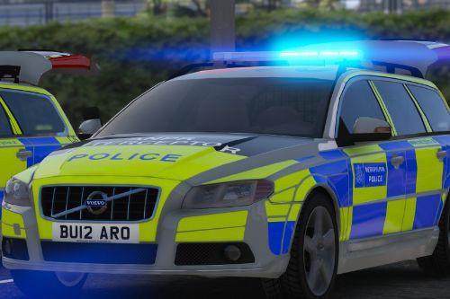 Met Police Volvo V70 Pack [ELS]
