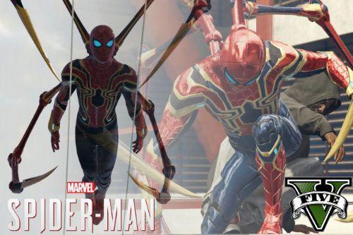 -TFS- THE Iron Spider