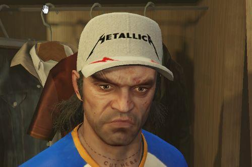 Metallica Hat for Trevor