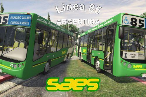 Metalpar Tronador Linea 85 de (PAINTJOB)