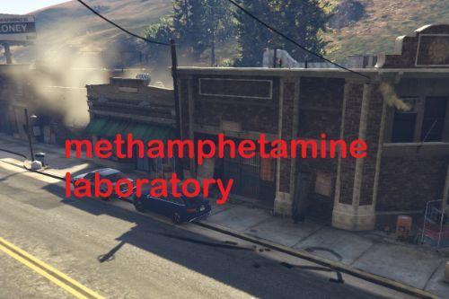 methamphetamine laboratory [FIVEM/YMAP]