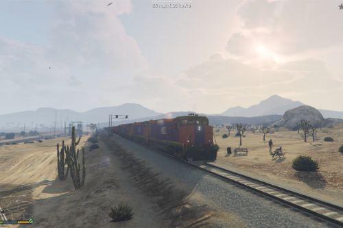 Game-Friendly Movie Trains Replica Configuration (Trains xml) - GTA5