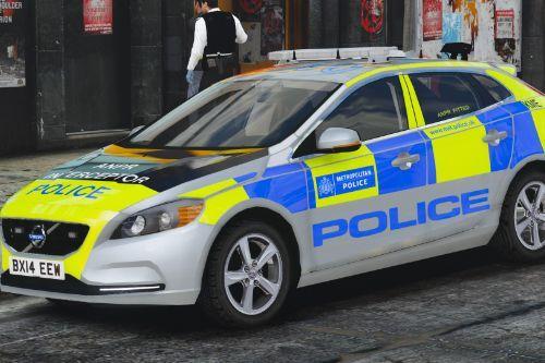 Metropolitan Police 2014 Volvo V40 Pack