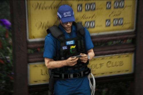 Metropolitan Police Armed Officer [EUP]