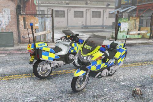 Metropolitan Police BMW R1200RT