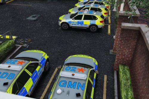 Metropolitan Police BMW X5 F15 Pack