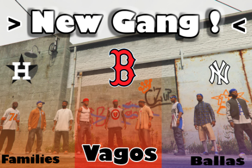 Mex to Blax (New Gang)