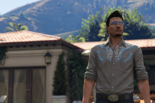 Mexican Cartel Shirt for MP Male [FiveM/SP]