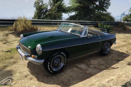 MG Roadster [Add-On]