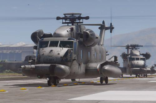 MH-53J Pave Low III [Add-On | 19 seats]