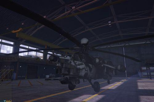 "MI-28 ""Night Hunter"""