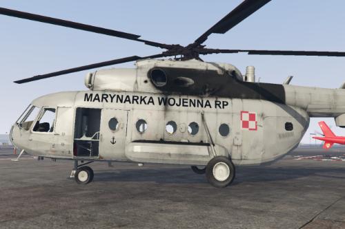 Mi-8 Polskiej Marynarki Wojennej | Mi-8 Polish Navy | Polska Armia, Polish Army