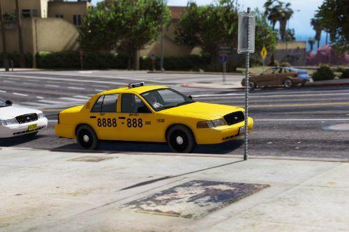Miami-Metro Taxi