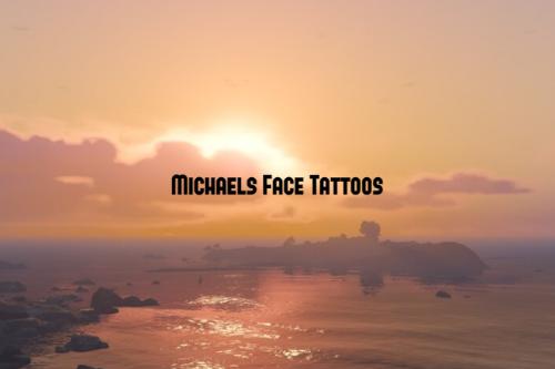 Michael Face Tattoos (bringing back soon)