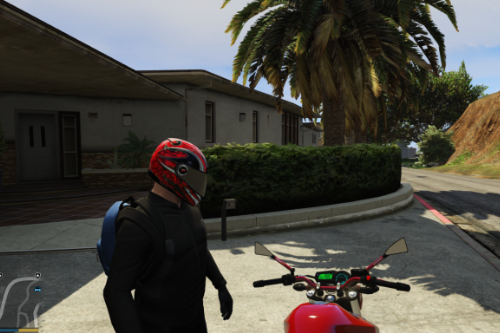 Michael Helmet pack