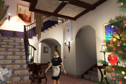 Michael's House [DLC] [Complete Insideout Retexture] - Titanic elegance vintage style
